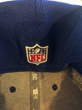 NWT- New Era New York Giants Royal Sideline Tech 39THIRTY Flex Hat $30.00 MSRP!! image 6