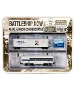 Micro-trains 99321061 Battleship Row FT B & USS Ward - $110.00