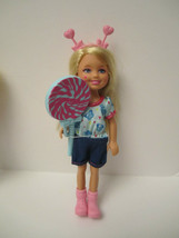 Amusement Park Chelsea MINT Collector Barbie Lil Sister 2013 DEBOXED - $12.00