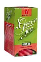 Wissotzky Green Tea - Apples and Cinnamon  20 t... - $7.00