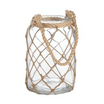 Large Fisherman Net Candle Lantern - $43.99