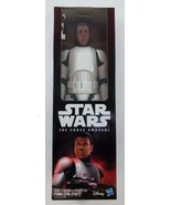 Hasbro DISNEY Star Wars The Force Awakens Finn (FN-2187) 12 in Figurine ... - $16.82