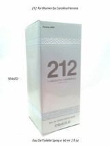 212 Carolina Herrera Eau De Toilette Spray 2 oz / 60 ml Sealed - $38.69