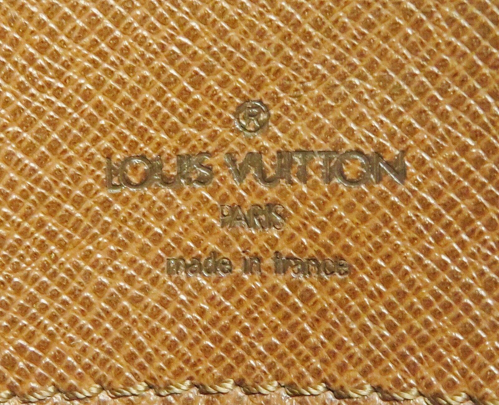 Authentic LOUIS VUITTON Boulogne 35 Monogram Shoulder Bag Purse #33022