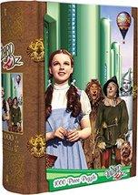 MasterPieces Book Boxes Wizard of Oz Jigsaw Puzzle, Emerald City, Collectible Bo - $15.44