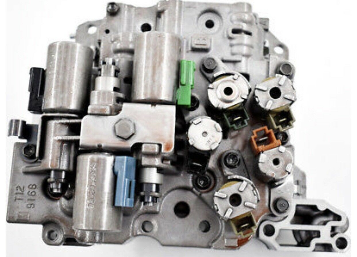 AW55-50SN RE5F22A AF33 Valvebody And Solenoids 00UP Nissan Lifetime Warranty