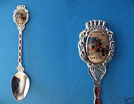 Ottawa Canada Constitution Queen Elizabeth Ii Souvenir Spoon - $6.99