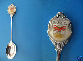 Burns Lake British Columbia Collector Souvenir Spoon - $5.99