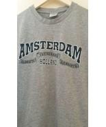 B&C Collection Women TShirt Amsterdam Holland Size Medium - $10.64