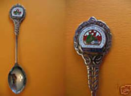 Curling Championship Ontario Labatt Brier Souvenir Spoon - $6.99
