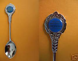 Manitoba Hacault Bruxelles 1989-1990 Souvenir Spoon - $6.99