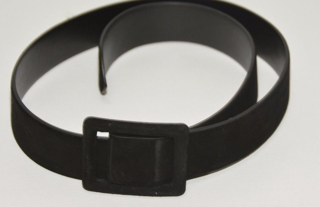Ralph Lauren Women's Suede Leather Made in Italy Belt Size M