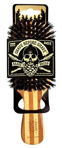 Grave Before Shave Beard Brush