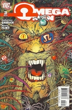 (CB-3) 2007 DC Comic Book: Omega Men #3 of 6 - $2.00