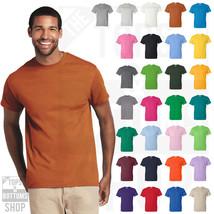 Gildan DryBlend 50/50 T Shirt Mens Short Sleeve Solid Plain Tee S-3XL - 8000 - $7.24+