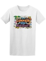 Sand And Sun Summer Fun Men's Tee -Image by Shutterstock - $9.86+