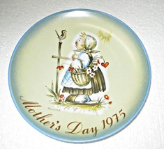 "Hummel Mother's Day Plate 1975 West Germany 7 3/4"" - £6.86 GBP"