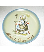 """Hummel Mother's Day Plate 1975 West Germany 7 3/4"""" - $8.95"""