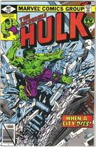 The Incredible Hulk Comic Book #237 Marvel Comics 1979 FINE+ - $3.50