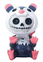 """2.75 Inch Furrybones Awesome Mouse Costume """"Hands Up"""" Sitting Figurine - $8.79"""