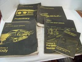 1973 Ford Car  Shop Manuals  Original Factory Service Repair - $22.72