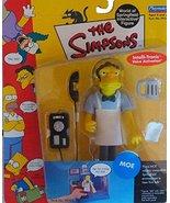 "5"" Simpsons World of Springfield Figure: Moe - $24.74"