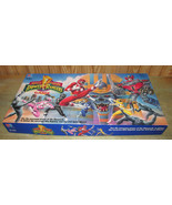 1993 Milton Bradley MIGHTY MORPHIN POWER RANGERS GAME Board Game Complete - $32.32