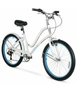 """Women's 26"""" Commute Comfortable Lightweight Bike w/7-Speed Twist Shifter... - $274.35"""
