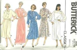 Misses Dress Butterick Classics Sewing Pattern #3524 (Size: 14 - 16 - 18) - $16.82