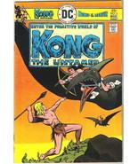 Kong The Untamed Comic Book #5 DC Comics 1976 FINE - $3.99