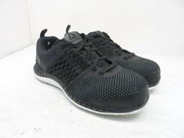 Reebok Work Women's Print Work ULTK Comp. Toe Work Shoes RB4249 Black Si... - $56.99