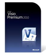GENUINE Microsoft Visio 2010 Premium 32/64 bit activation key code Legit... - $24.99