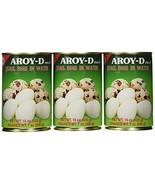 Aroy-D Quail Egg - 15oz Pack of 3 Cans - $14.66