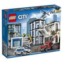 LEGO - 60141 - City - Jeu de construction - Le Commissariat de Police  - $88.89