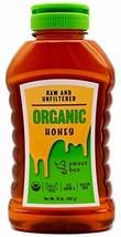Sweet Bee USDA Certified Organic Honey - Gluten Free, Kosher, Grade A, 1... - $10.09