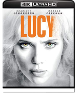 Lucy  [4K Ultra HD + Blu-ray] - $12.95