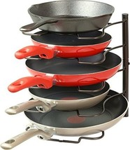 SimpleHouseware Kitchen Cabinet Pantry Pan And ... - $18.53