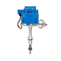 A-Team Performance HEI Complete Distributor 65K Volt Coil Compatible With SBF Sm