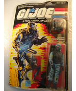 NEVER OPENED GI JOE shockwave JASON FARIA Shockwave 1987 Complete with c... - $285.42
