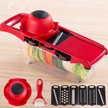 ZS - 8983 Multifunctional Potato Slicer Vegetable Fruit Cutter - €13,13 EUR