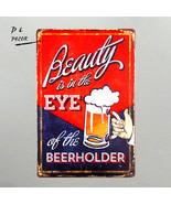 dingleiever DL-Beauty Eye Beer Holder Funny Bar Bottle - $19.95