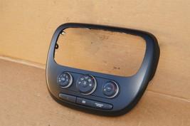 2014-16 Kia Soul Heater Climate Control Switch Panel Radio Trim image 2