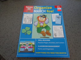 Organize March Now grades 2-3 Mailbox book practice pages activities cen... - $7.99