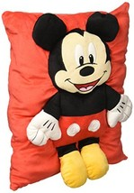 Disney Mickey Mouse Classic Plush Character Pillow (Mickey Mouse) - $38.91