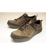 Dunham Seth-dun Waterproof 14 EE Brown Lace Up Men's - $68.00
