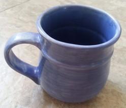 Pfaltzgraff Blue Mug 13 oz Pottery Ceramic Cup Tea Coffee Pflatzgraff Pfaltzgraf - $14.84