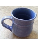 Pfaltzgraff Blue Mug 13 oz Pottery Ceramic Cup Tea Coffee Pflatzgraff Pf... - $14.84