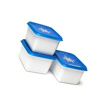 Amuse- Stackable And Unbreakable Alaska Grade Food Container Set With Li... - $27.99