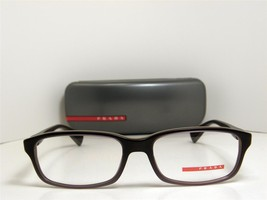 Hot New Authentic Prada Eyeglasses VPS 02DV LAN-1O1 PS 02D Made in Italy... - $102.92