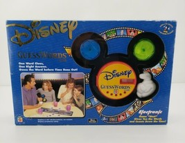 Disney Guess Words Electronic Board Game - $42.03